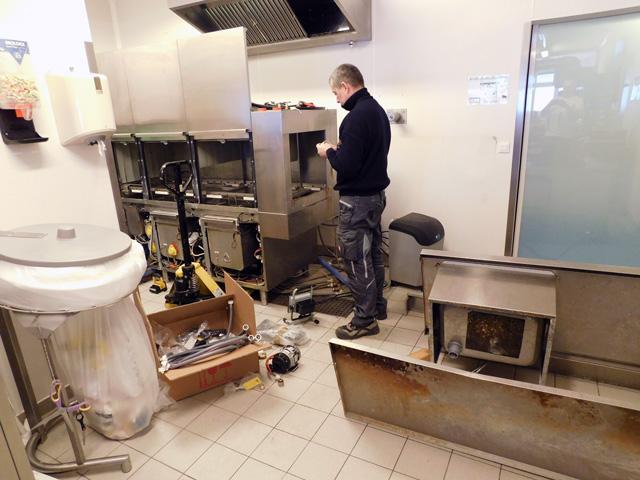 service gastroküchen